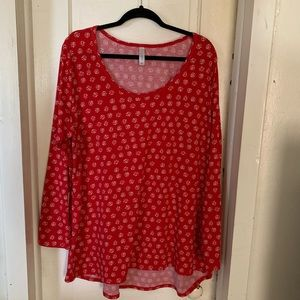 3XL LulaRoe Lynnae top GUC
